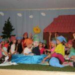 Bühneneinweihung in der Kita Chäferstube
