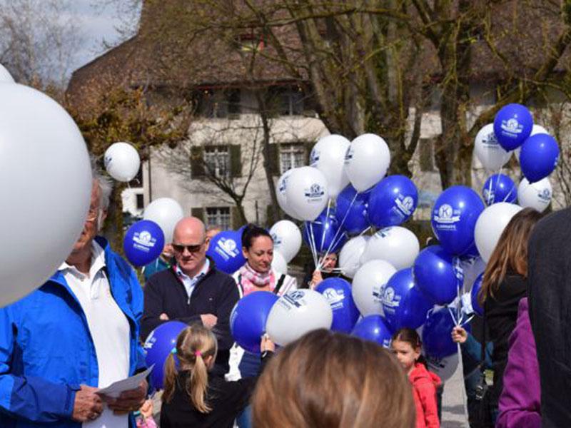 Kiwanis Club Limmattal Zürich 100 Jahre